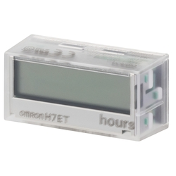 Small Scale Total Counter/Time Counter/Tachometer (DIN48 × 24) H7E□-N