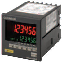 Electronic Counter (DIN72 × 72) H7BX