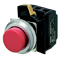 φ30 mm Pushbutton Switch (Non-illumination Type) A30NN Series