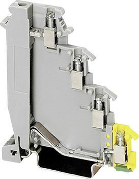 Proximity switch/actuator terminal
