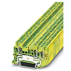 Ground modular terminal block ST 2,5-TWIN-PE