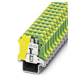 Ground modular terminal block UISLKG 16-1