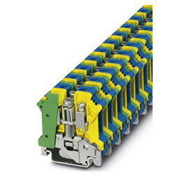 Ground modular terminal block UK 10 N-PE/N
