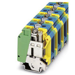 Ground modular terminal block UK 35-1-PE/N