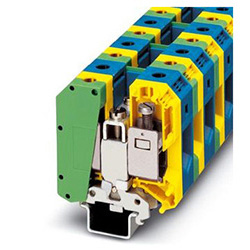Ground modular terminal block UKH 50-PE/N