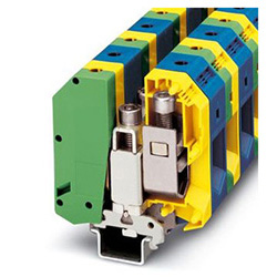 Ground modular terminal block UKH 95-PE/N