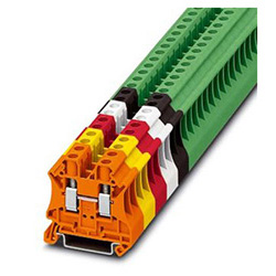 Feed-through terminal block UT 6