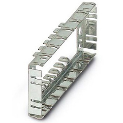 Panel mounting frames, for EMC plug-in connector