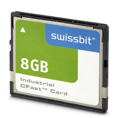 Memory, CFast card, IPC