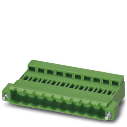 Printed-circuit board connector, PCB connector, ICC