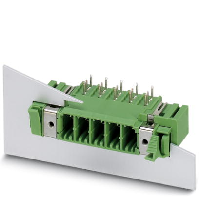 Printed-circuit board connector, Feed-through header, DFK-PC