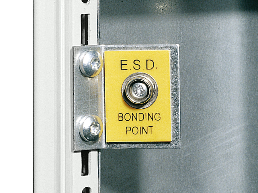 ESD connection point