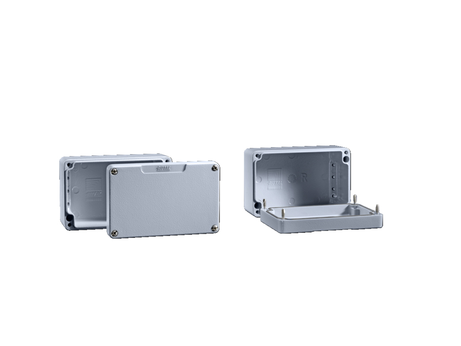 GA Cast aluminium enclosure