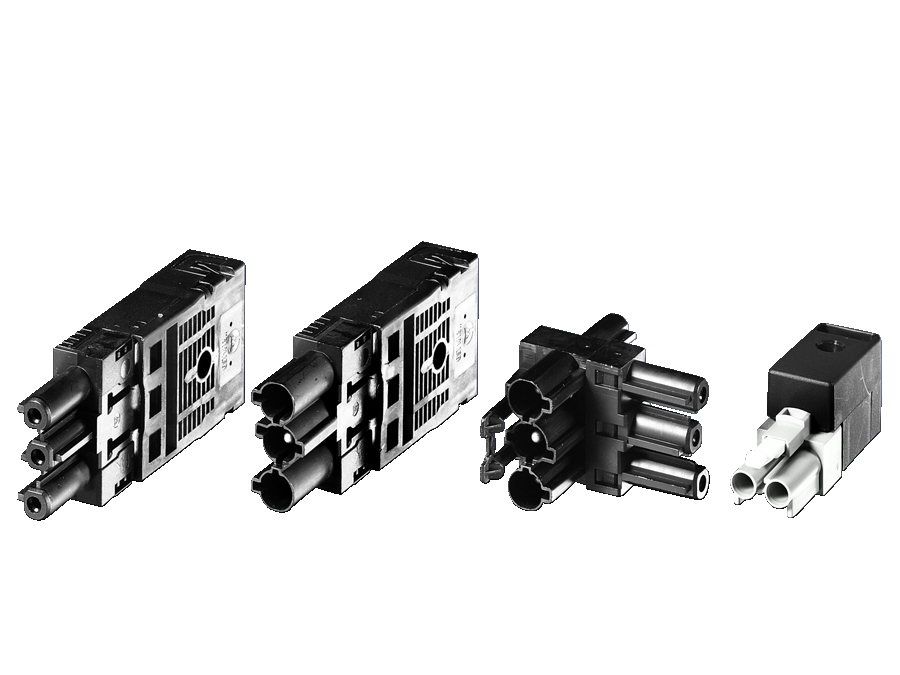 Connection accessories for self-assembly for universal light, courtesy light and compact light