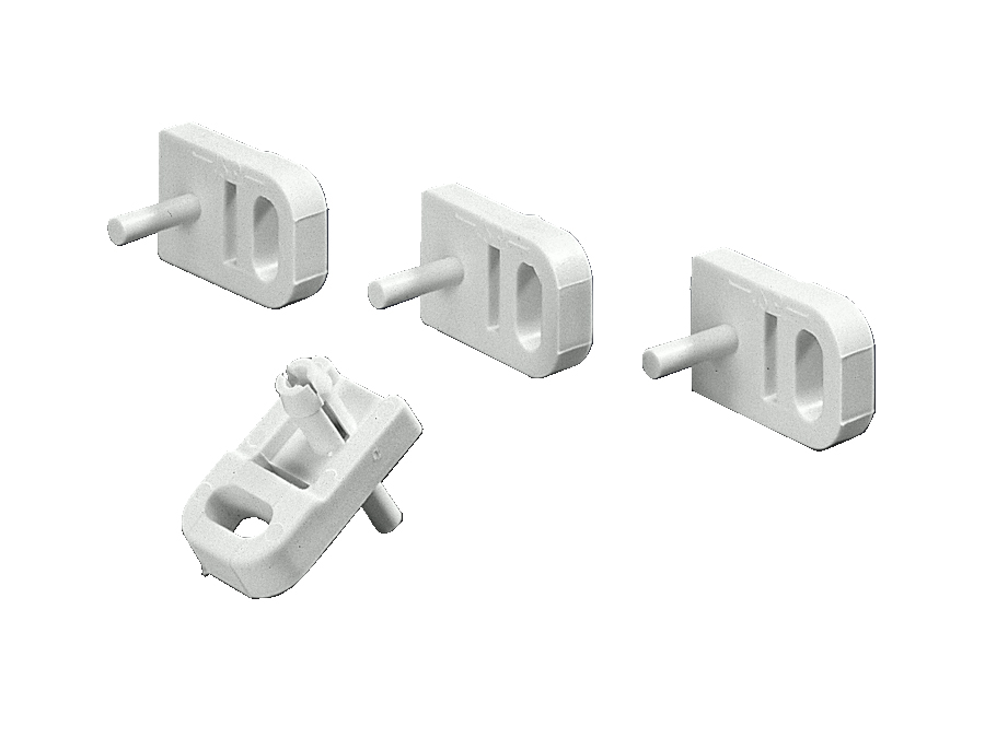 Wall mounting bracket for PK