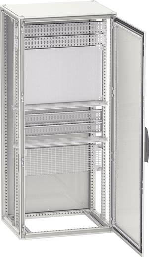 Spacial SF-cabinet with compartments, ready mounted