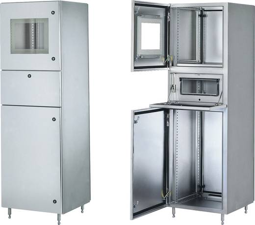 Stainless steel PC cabinet 304L