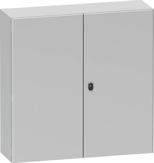 Wall cabinet db with mounting plate