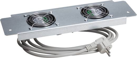 Actassi, cover plate with 2 fans