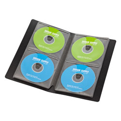 File Case for Blu-ray Discs