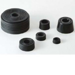 Elastomer Screw-Fasting Rubber Feet, A-P Series