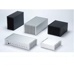 HY Series Vertical Type Heat Sink Enclosure