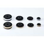 Cosmetic Rubber Feet, RS Series