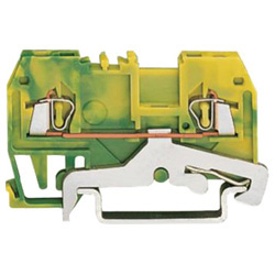 2-conductor ground terminal block 279