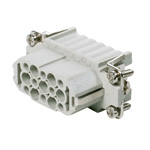 Crimp Connection Type Internal Connector HDC HD Series