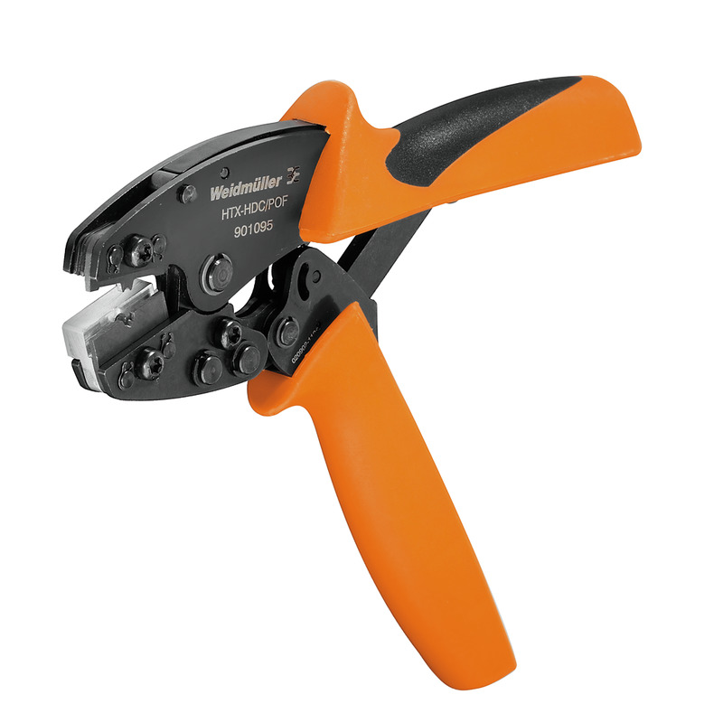 Crimping Tool, HD Fibre-Optic Contact