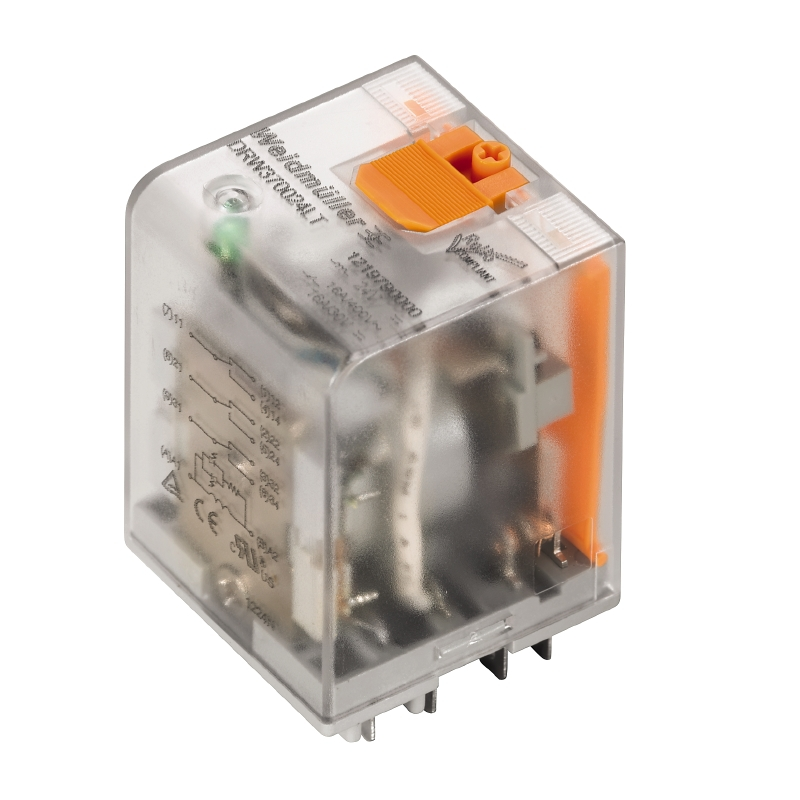 Power Relay, LED
