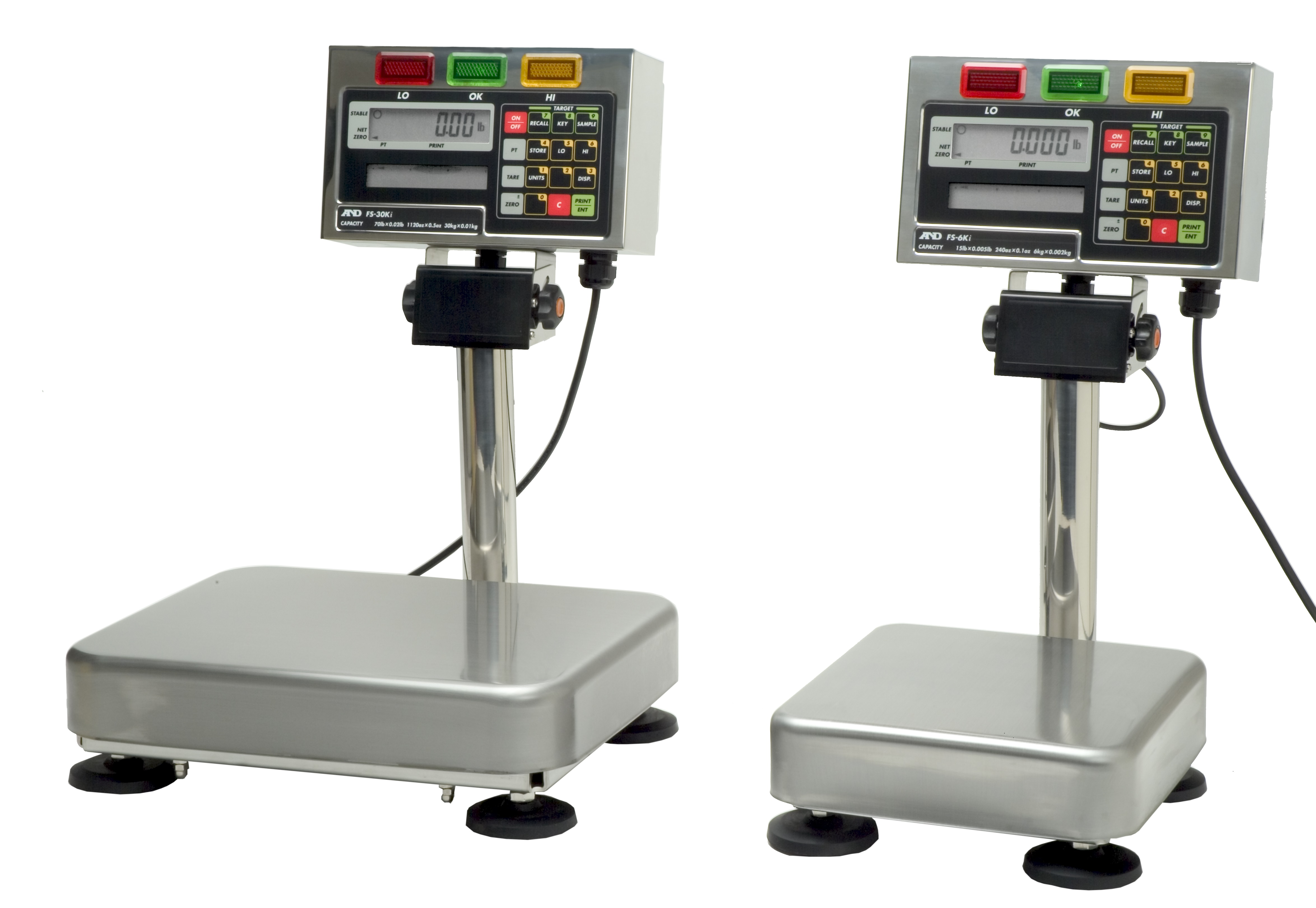 FS-i IP65 Series CheckWeighing Scales