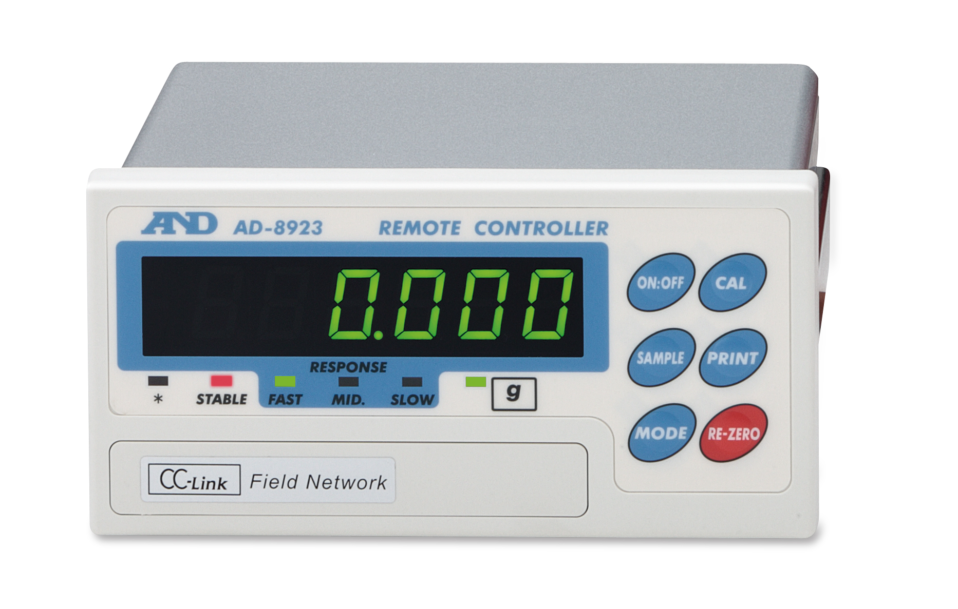 AD-8923 Remote Display & Controller with CC-Link Output - Option