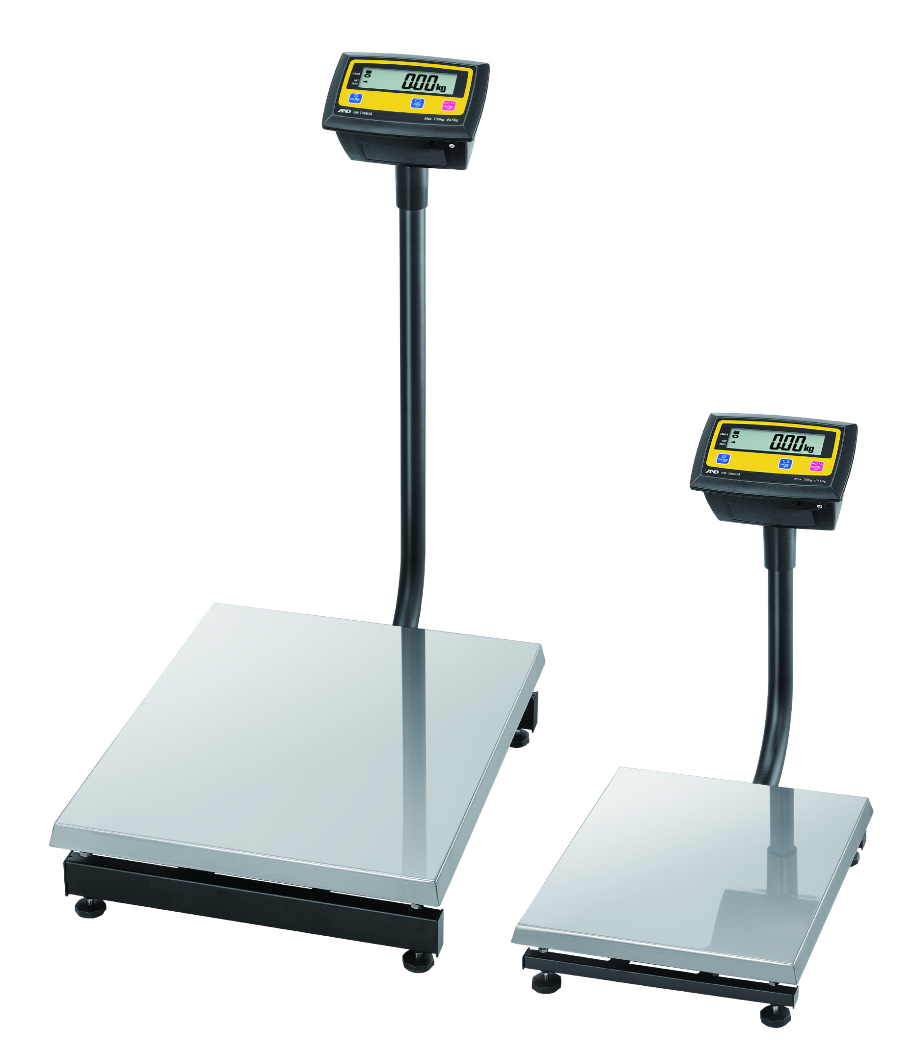 EM-L Series Precision Bench Scales