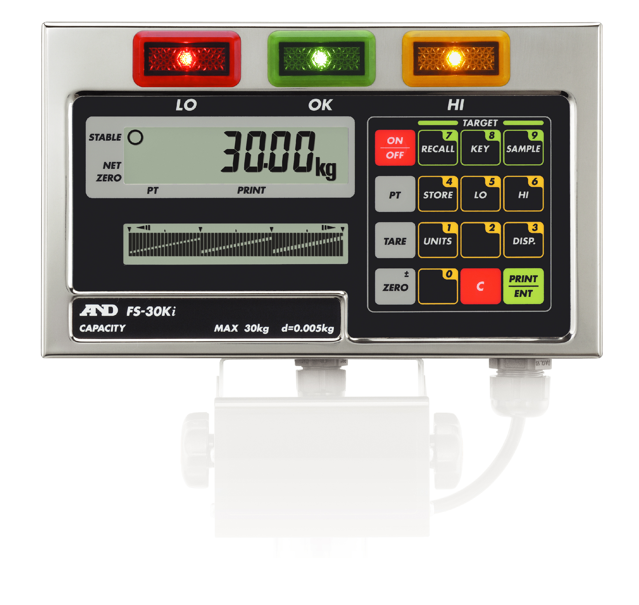 FS-i IP65 Series CheckWeighing Scales - Option