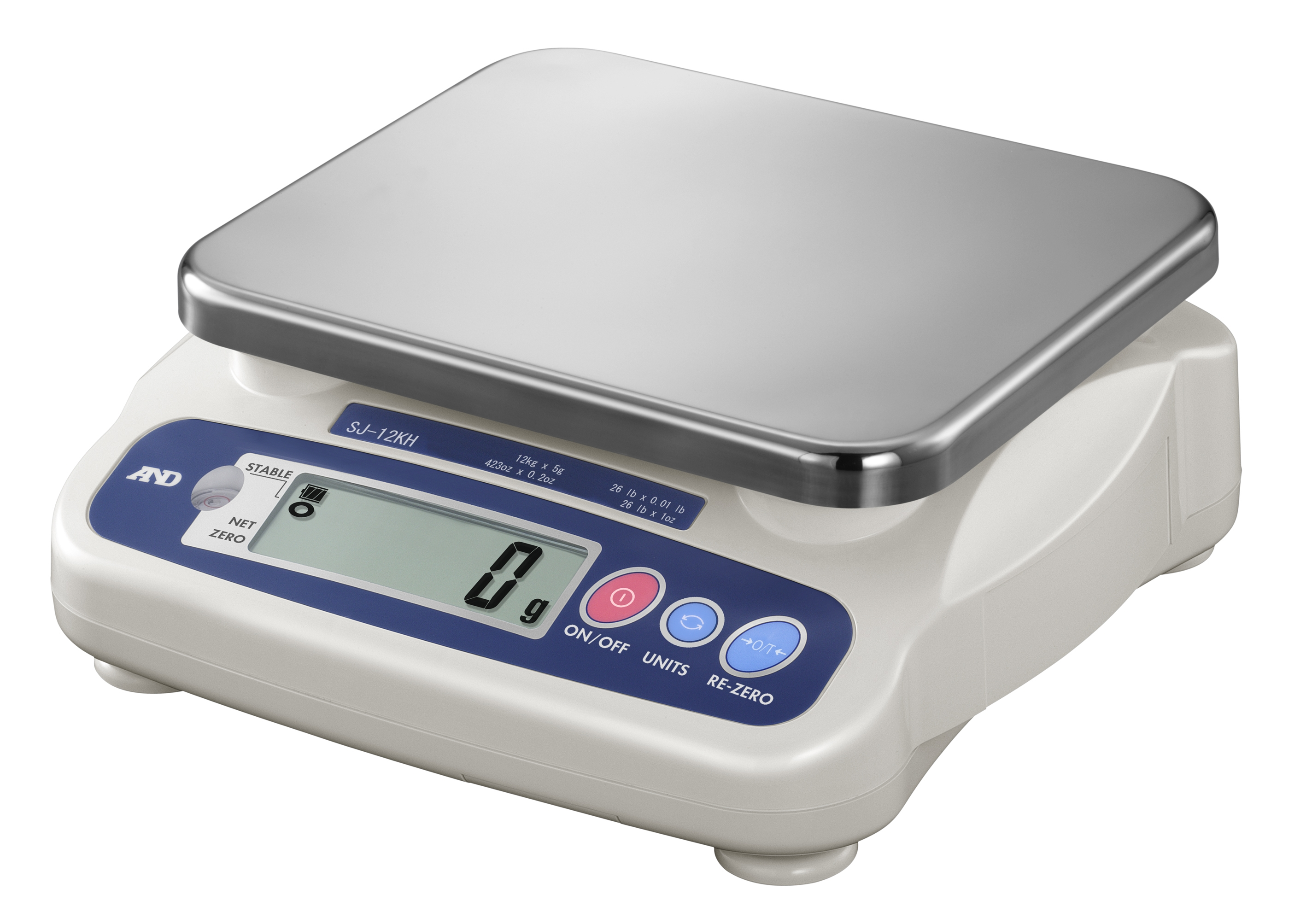 SJ Series Bench Scales