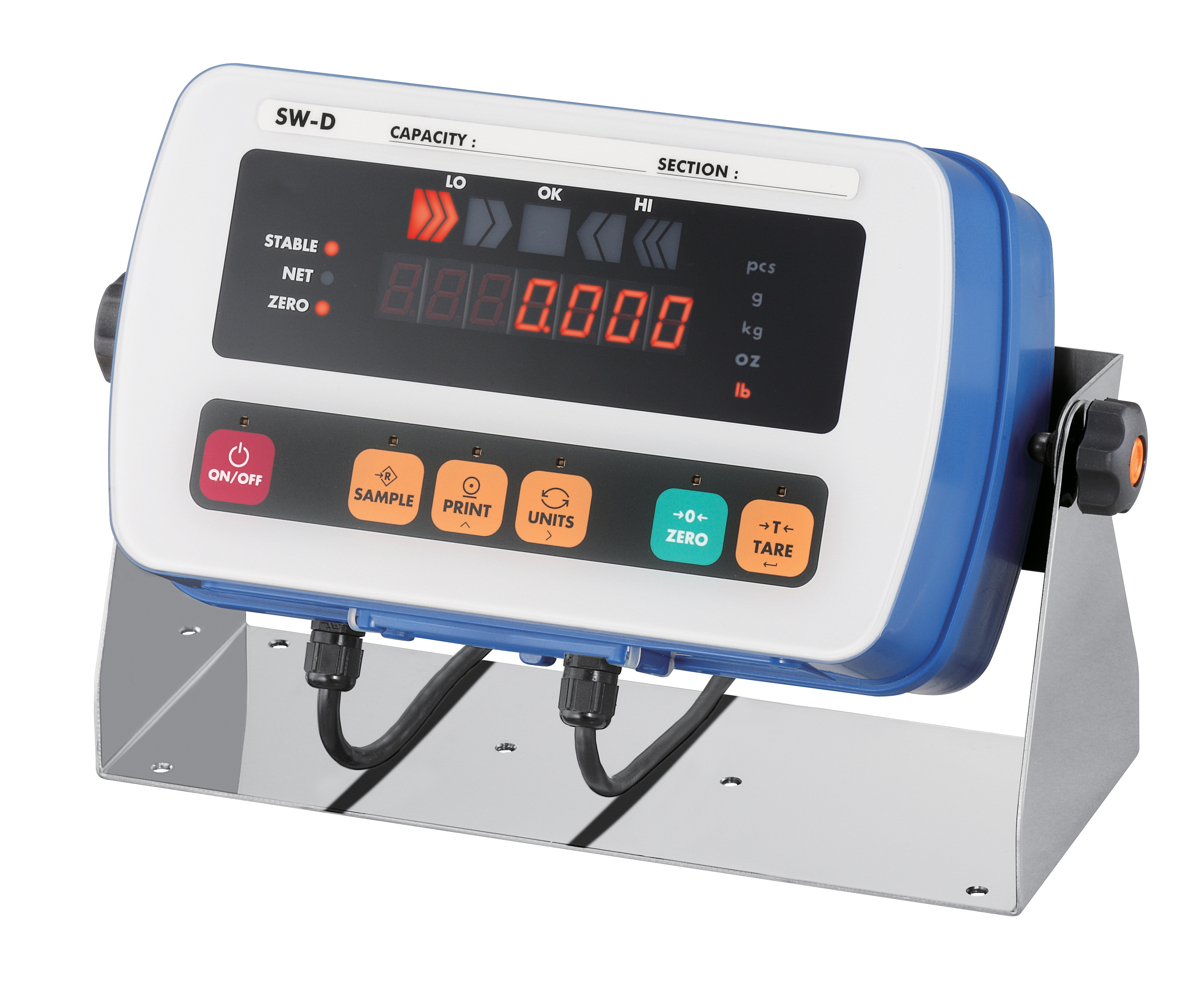 SW-D - CheckWeighing Indicator