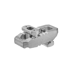 6312V Crocodile clamp with counterholder, adjustable
