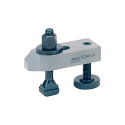 6314V Tapered clamp with adjusting support screw