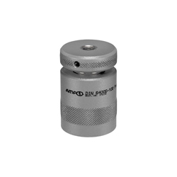 6400G Screw jack with flat support and thread