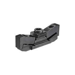 6492D Flat clamp, double, model Mini-Bulle