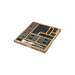 6531 Boxed set of assorted clamping elements