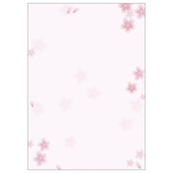 Japanese-Pattern Japanese Paper - Cherry Blossom