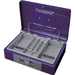 Portable Cash Box Capacity (L) 0.9 – 3.5