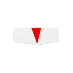 Indicator arrows for rulers, Plastic, Stainless Steel