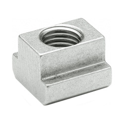 T-Nuts, Stainless Steel