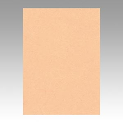 Color Drawing Paper, New Color, One-Quarter Light Orange