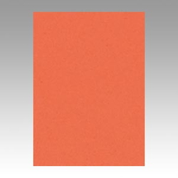 Color Drawing Paper, New Color, One-Quarter Orange