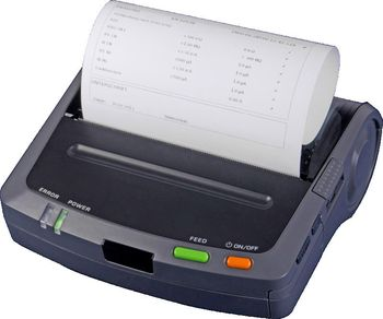 Thermal Printer for SECUTEST BASE(10), PRO