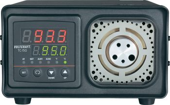 TC-150 Calibrator Temperature